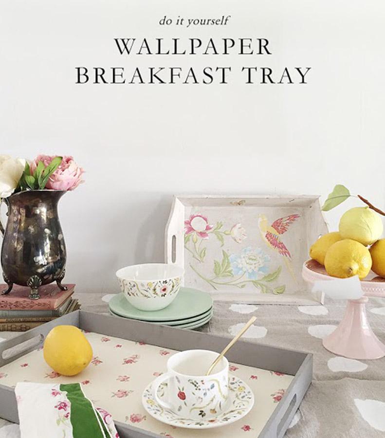 Breakfast Tray 2
