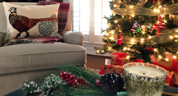 ... but are you all set for a festive occasion among family and friends? Whether you find the task of seasonal decorating exhilarating or ...