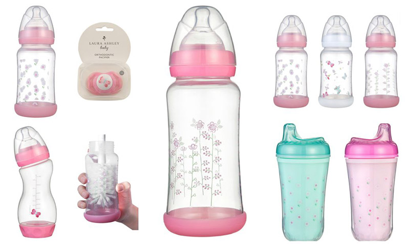 9 Ounce Bottle  |  Butterfly Pacifier  |  11 Ounce Bottle  |  3 Pack 9 Ounce Bottles  |  9 Ounce Angled Bottle  |  Bottle Brush  |  2 Pack Double Wall Cup
