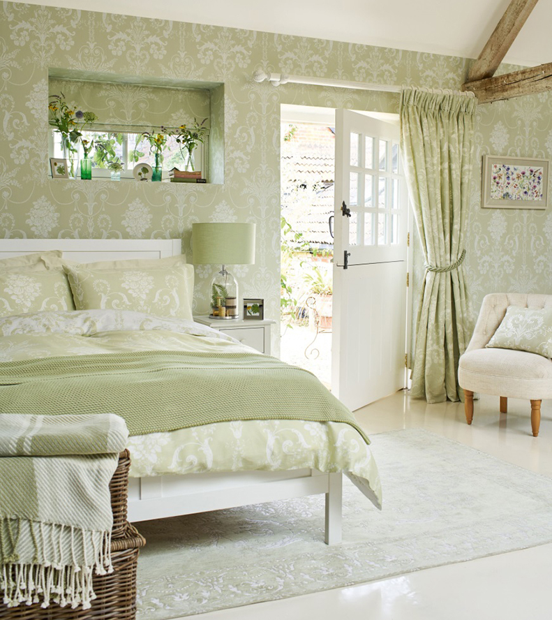 Wallpaper Everything You Need To Know Laura Ashley