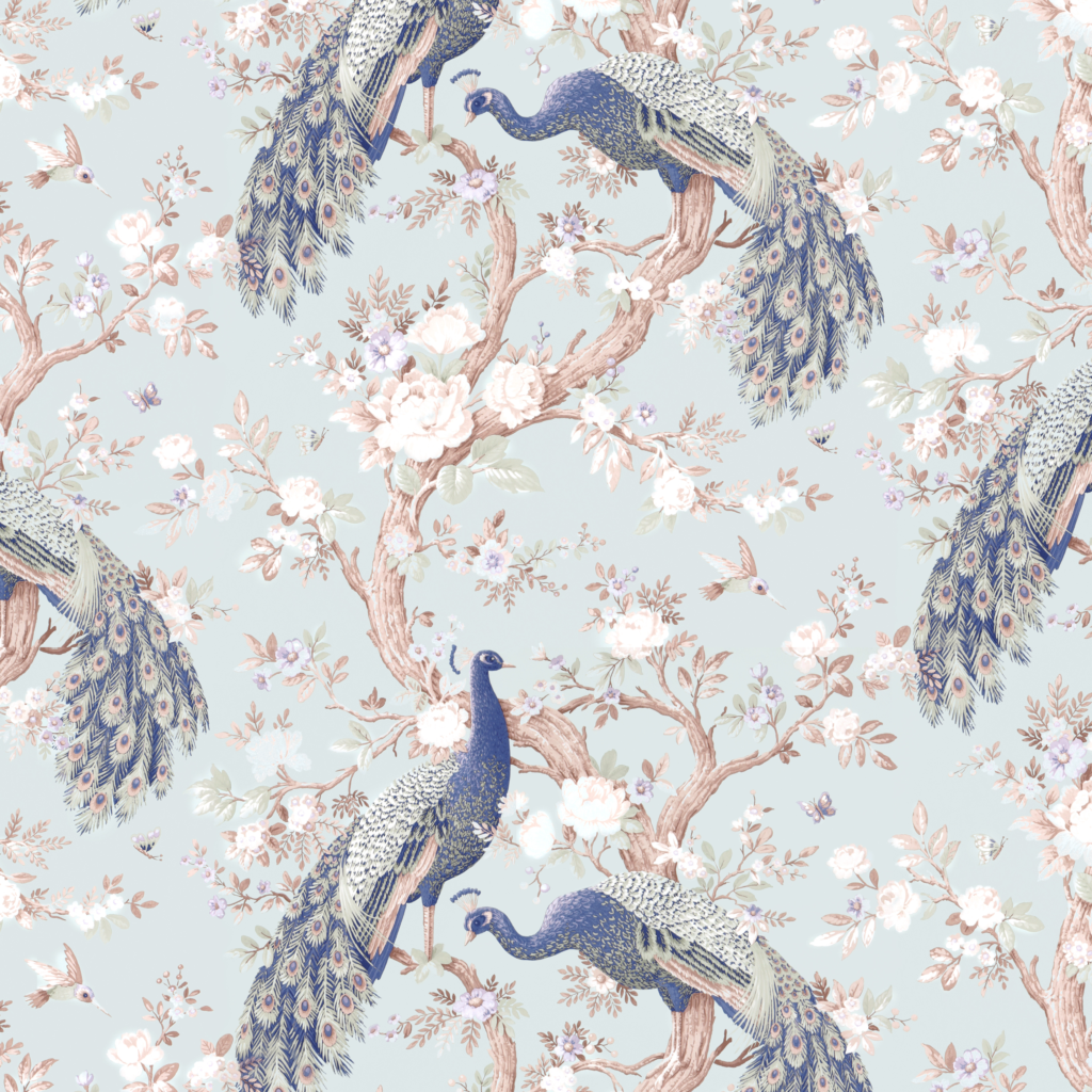 Belvedere Duck Egg Wallpaper For next photo in the gallery is awning stripe duck egg ready made curtains laura ashley. laura ashley